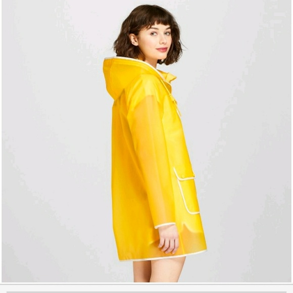302a0f799779d Hunter for Target women s raincoat. M 5ae9f2708af1c533afc11fad. Other  Jackets   Coats ...